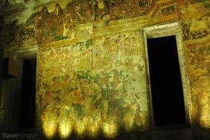 fresky Anžanta