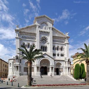 katedrála Monako