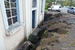 kostel na Piton de la Fournaise, Réunion