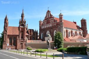 Kostel sv. Anny Vilnius