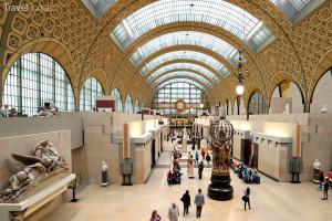 Musée d'Orsay Paříž