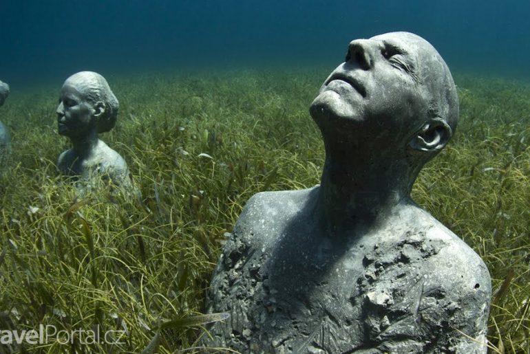 Underwater Museum Cancún