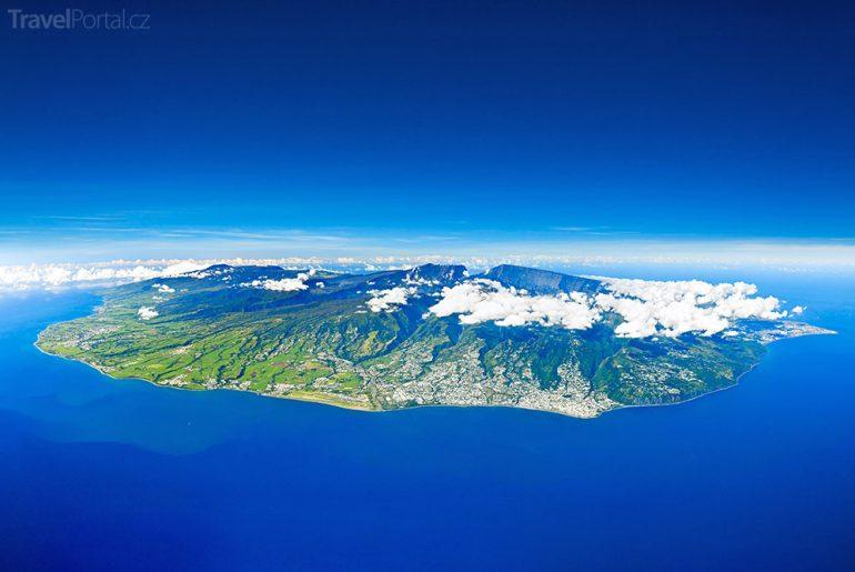 ostrov Réunion, Indický Oceán
