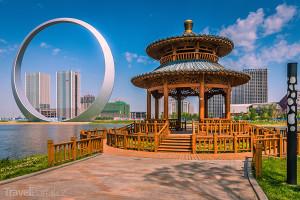 Ring of Life Liao-ning Fushun