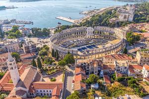Pula Aréna Chorvatsko