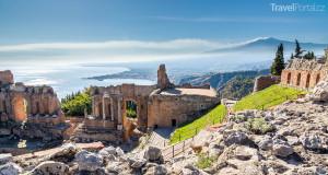 Sicílie Taormina