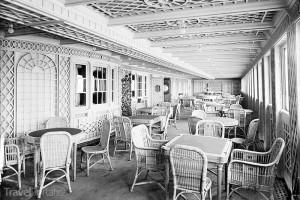 kavárna Titanic