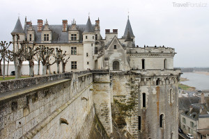 Chateau Amboise Loira