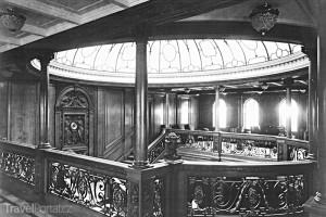 schodiště Titanic