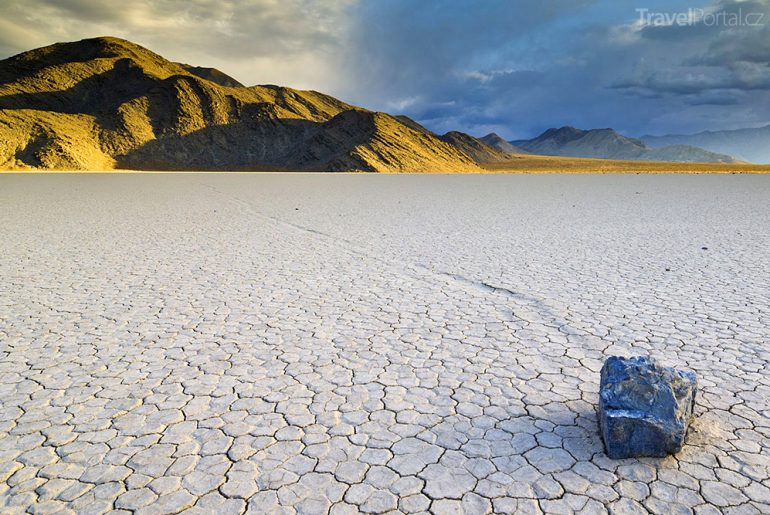 Racetrack Playa Death Valley USA