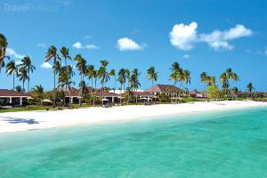 apartmány na pláži Zanzibar