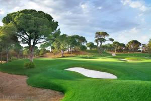 golfové hřiště Belek