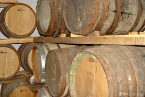 barikování vína Španělsko
