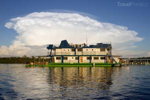 výzkumná stanice Tortuga