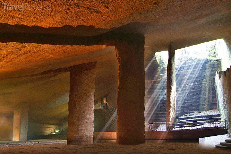 podzemní město Longyou