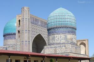 mauzoleum Gur-i Emir