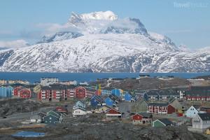 Nuuk Grónsko