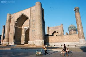 Samarkand alias Řím východu