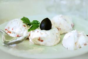 bulharský salát Sněžanka