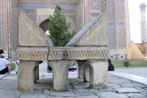 památky Samarkandu