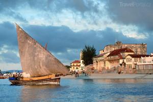 město Zanzibar