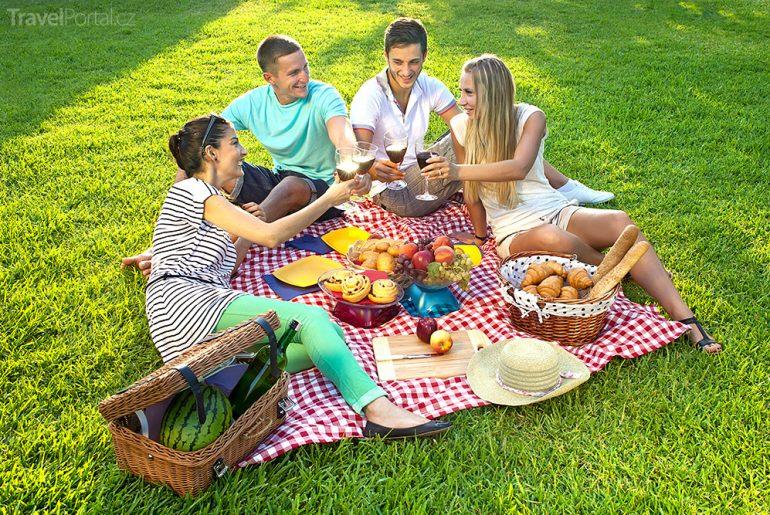 piknik Paříž