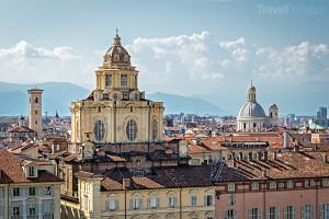 město Turín, Itálie