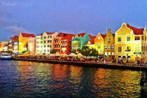 večerní Willemstad