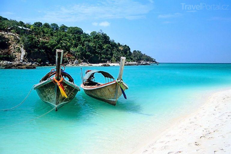 pobřeží Zanzibaru