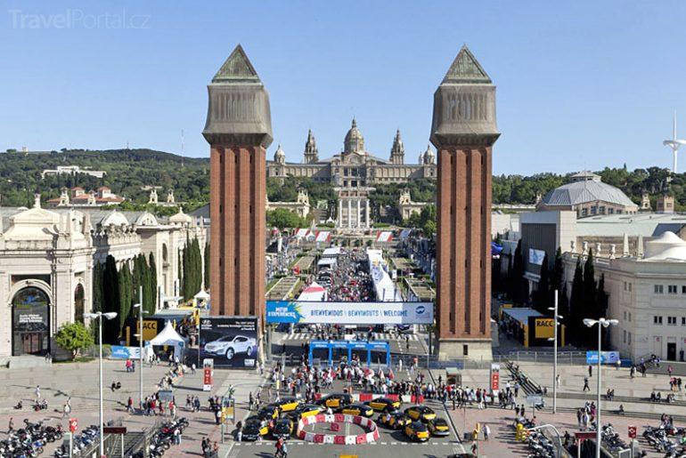 Montjuïc Exhibition Centre Barcelona