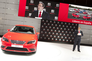 Barcelona International Motor Show 2015 se blíží