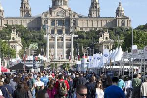 Autosalon Barcelona 2015 se blíží