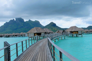 hotel na Bora Bora