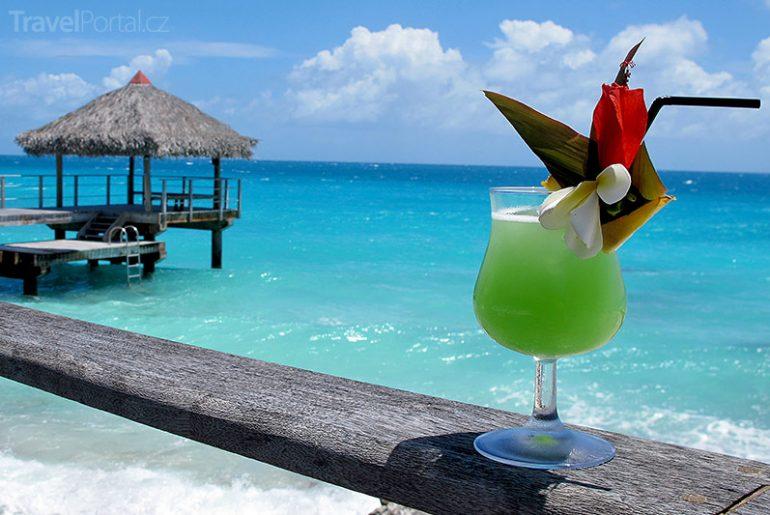 drink na Bora Bora