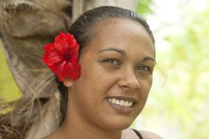 obyvatelka Bora Bora