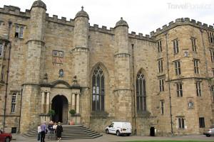 Hrad v Durhamu