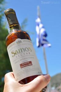 víno Samos Nectar