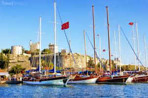 Bodrum Turecko