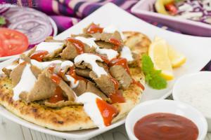 kebab Turecko