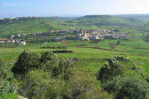venkov na Maltě
