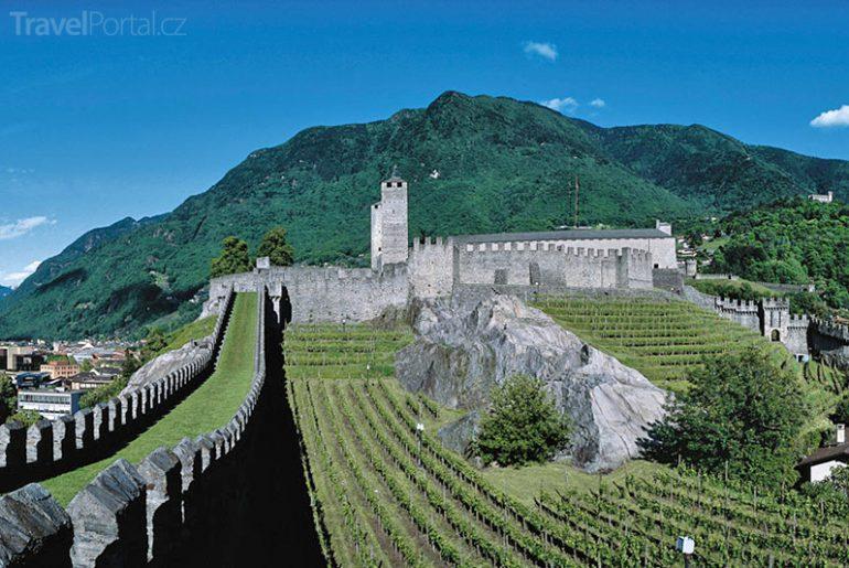 vinice Bellinzona