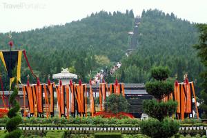 čínská terakota zvenku
