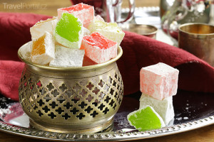 lokum alias Turkish Delight