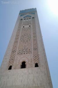 mešita Hassana II. Casablanca