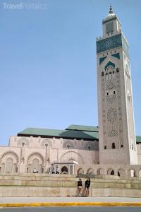 mešita Hassana II. Maroko