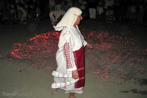 slavnost Anastenaria Bulharsko