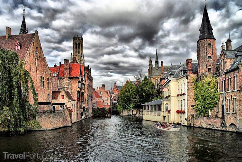 Bruggy v Belgii