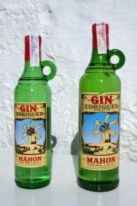 menorský gin