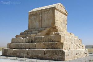 hrobka krále Kýra II.