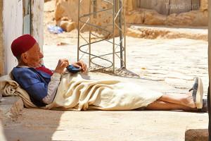 obyvatel Tuniska